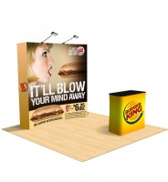Trade Show Displays - Very Portable | Personalize Your Booth