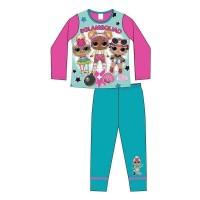 Girls LOL Surprise Glamsquad Nightwear Pyjamas Set 4-10 Years