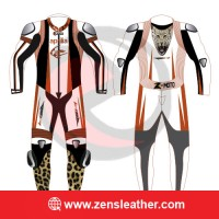 Zens Leather is well known motorbike accessories manufactured