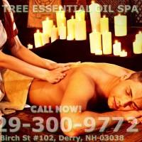 Tea Tree Essential Oil Spa Asian Massage Open