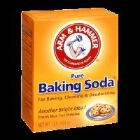 Arm & Hammer Pure Baking Soda 454g (1lb) (Box of 24)