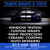 Tampa Wraps And Tints