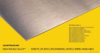 inconel 600,625,601,690,660,718,783,617,x-750 alloys roundbars,sheets,plates,wires,weldingrods,fittings