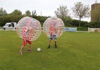 Bubble football Liverpool