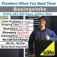999 Plumber Basingstoke