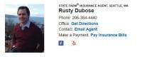 State Farm Seattle - Agent Rusty Dubose