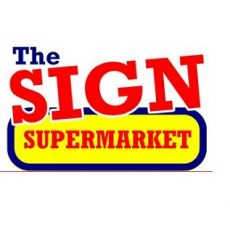 The Sign Supermarket