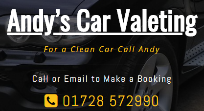 Andy's Car Valeting